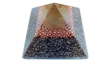 Orgone  - Cheops Emblem of Ether (The Orgone Pyramid with the Double Wave Oscillator)