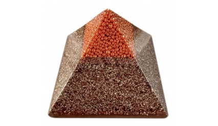 Orgone  - Pyramid (Large - Take control of the energies around you!)